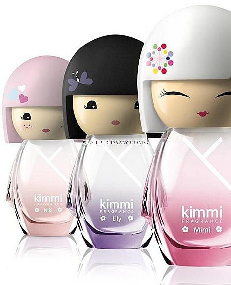 KIMMI Fragrance MIMI / NIKI / LILY at Sephora ION Orchard and Bugis Junction, Singapore BHG ALT ! Plus Pin & Repin & WIN a Limited Edition KIMMI MIMI perfume (S$49)by the makers of HELLO KITTY parfums! http://www.beauterunway.com/2012/07/kimmi-fragrance-mimi-niki-lily-dolls-by.html