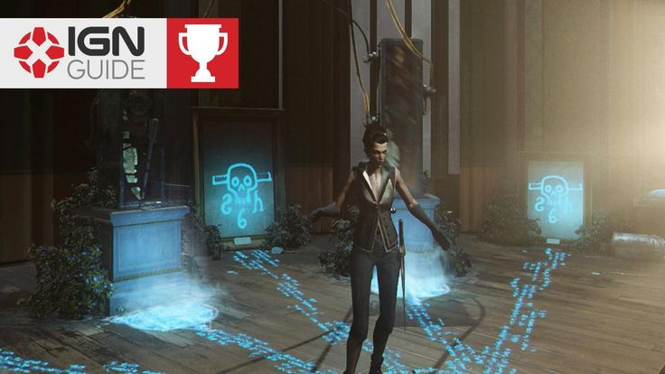 Achievement / Trophy - Oracular Echoes IGN shows you how to get the Oracular Echoes achievement and trophy in Mission 5 of Dishonored 2.    For more guide help check out the Dishonored 2 Wiki at http://ift.tt/2fkK3DN November 17 2016 at 07:19PM  https://www.youtube.com/user/ScottDogGaming