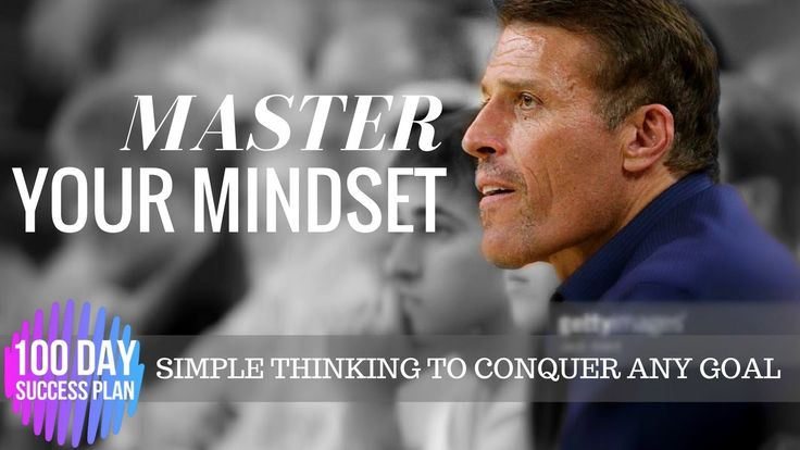 Tony Robbins 2017: MASTER YOUR MINDSET
