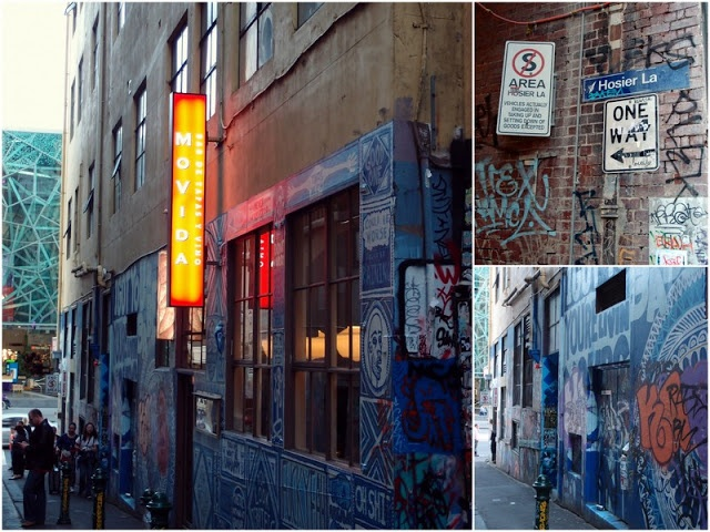 The Adventures of Miss Piggy: Movida, Melbourne