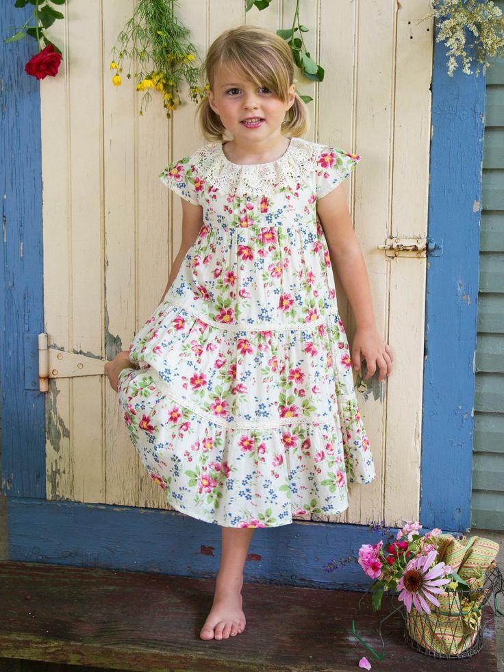 Magnolia Girls Dress Girls Amp Kids Beautiful Designs By