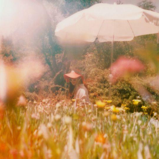 "Lana Del Rey ""Honeymoon"" single artwork  Photograph by Neil Krug"
