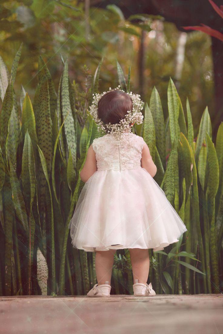 Aqui na Bia Balu você encontra vestidos sob medida para sua princesa.
