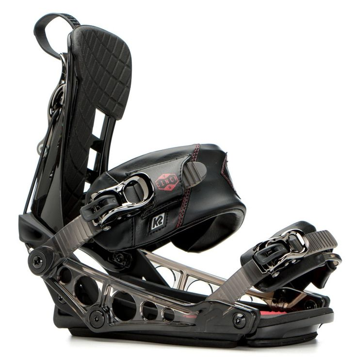 Bindings 21248: New 2017 K2 Cinch Ts Mens Snowboard Binding - Large -> BUY IT NOW ONLY: $189 on eBay!