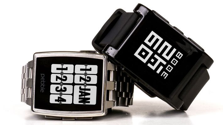Pebble Steel Smart Watch For Apple iOS and Android Devices - http://menswomenswatches.com/pebble-steel-smart-watch-for-apple-ios-and-android-devices/ COMMENT.