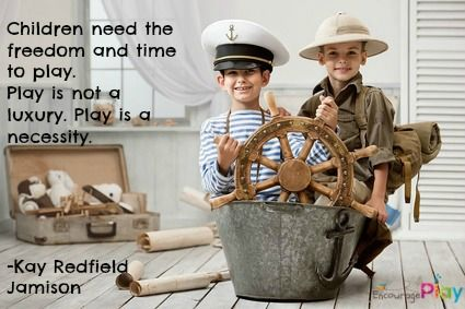 5 of my favorite quotes about play by Encourage Play  The Ultimate Party Week 36