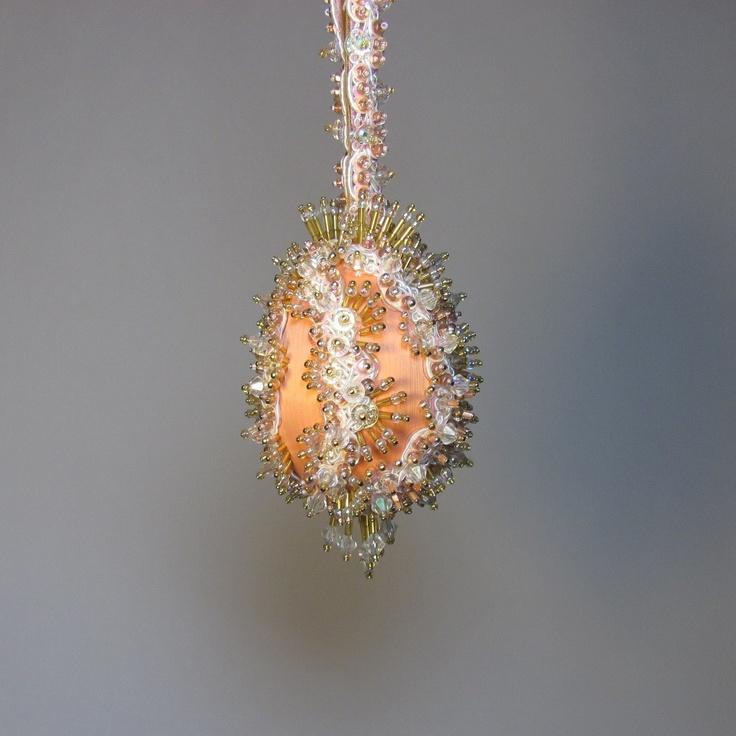 Beaded Easter Ornament Kit Sunset Reef. $31.75, via Etsy.