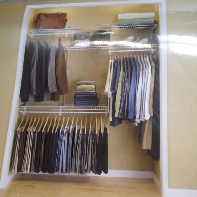 closet storage ideas diy projects pinterest