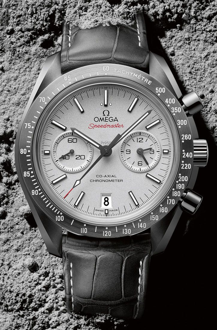 OMEGA Speedmaster Grey Side of the Moon.