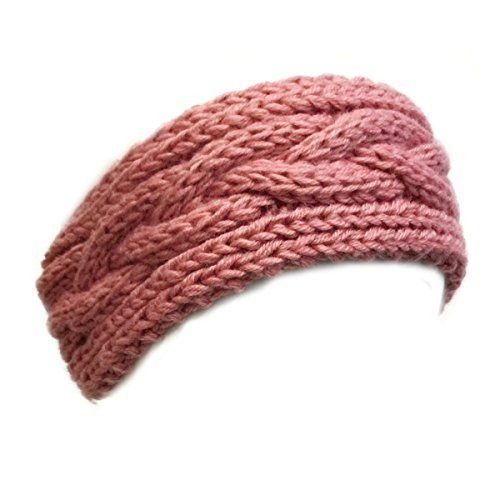 Get this free, easy, cable-knit headband pattern to knit up cozy winter earwarmers.