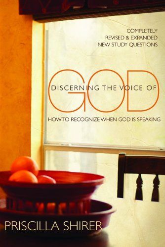 Discerning the Voice of God: How to Recognize When God is Speaking by Priscilla C. Shirer,http://www.amazon.com/dp/0802450121/ref=cm_sw_r_pi_dp_C1VYsb1R2P0YCAC8