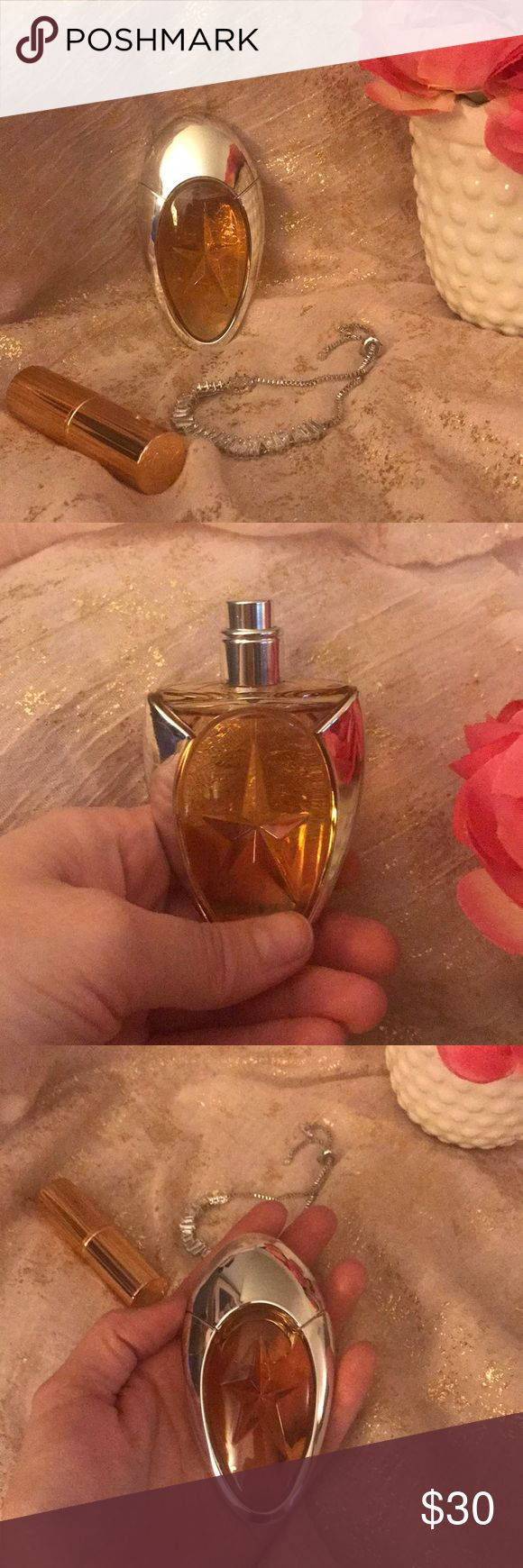 Angel Muse 1 oz Angel Muse perfume. 1 ounce. Used one time. A beautiful, sexy, sultry fragrance. Mugler Makeup