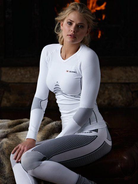X-Bionic Ski Underwear | accumulator energy underwear - baselayers - women @ Gorsuch - Sport Underwear Women - http://amzn.to/2gXF74W