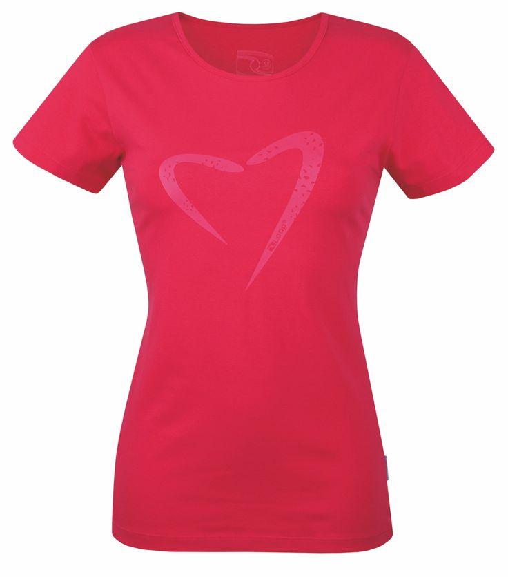 LOAP Dámské triko s krátkým rukávem BEECCA velikost XS-XL
