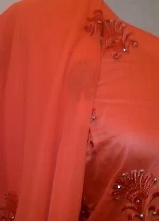 A vendre sur #vintedfrance ! http://www.vinted.fr/mode-femmes/autres/17660890-tenue-indienne-salwar-kameez-corail