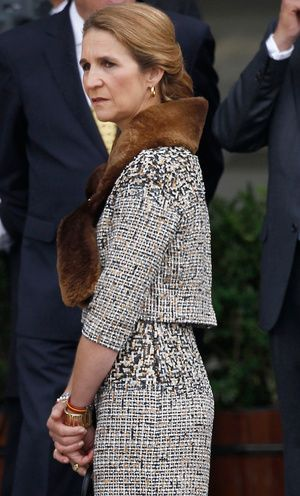 Interesante perfil sobre la Infanta Elena. Me ha gustado mucho.