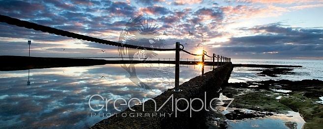 sunrise cronulla beach