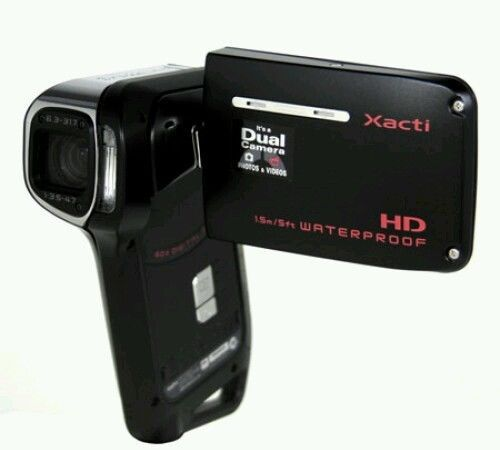 Videocámara Sanyo Xacti VPC-CA9 9MP waterproof