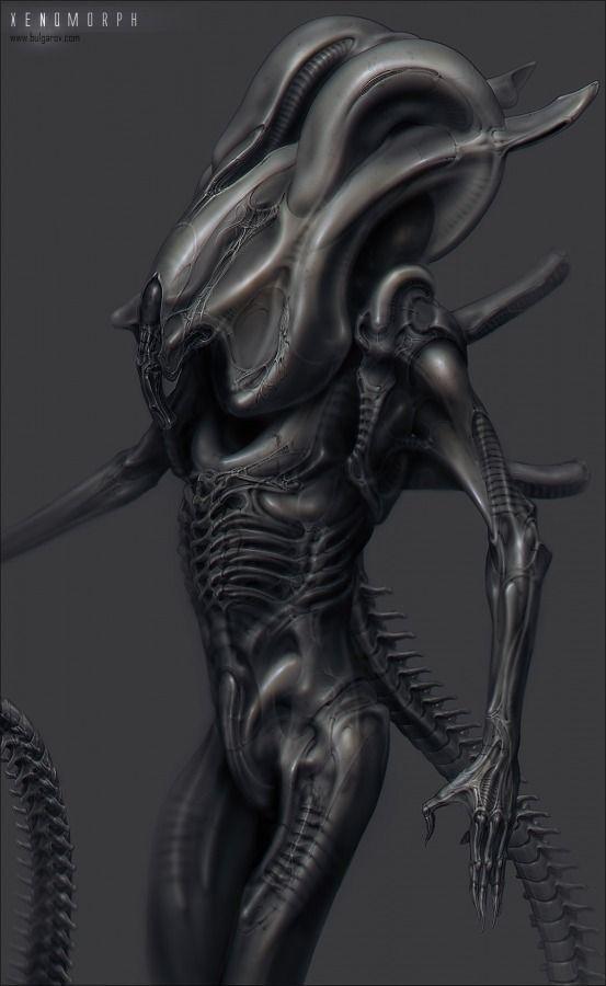 Xenomorph Prometheus The o'jays, Libraries ...