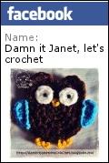 damn it Janet, let's crochet!: Hedgehog Appliqué