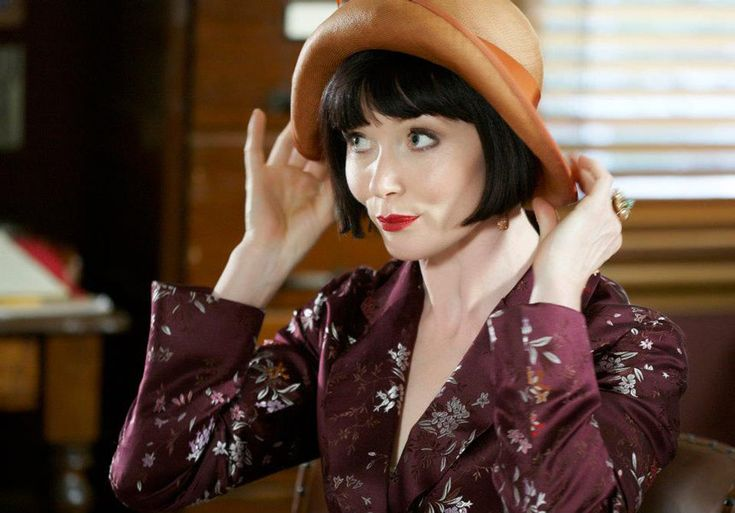 Miss Fisher's Murder Mysteries | Miss Fisher's Murder Mysteries Miss Phryne Fisher