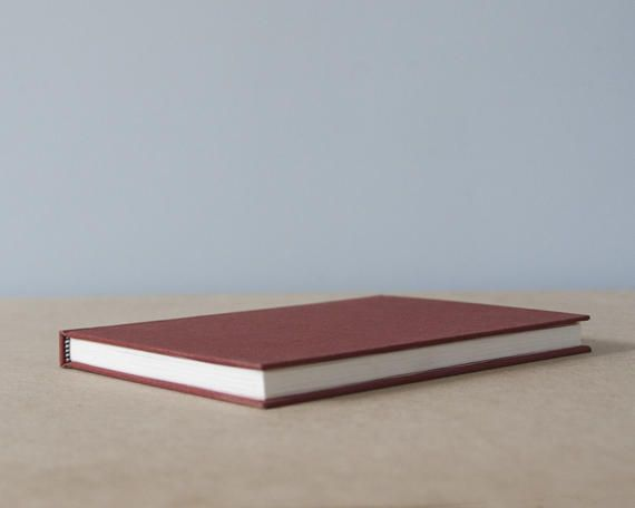 Watercolor Hardcover Sketchbook  Notebook  Journal