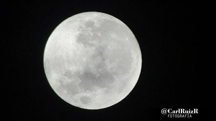 Luna Llena, Noviembre 2013