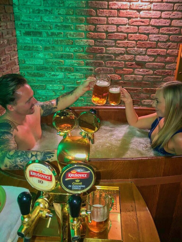 The Original Beer Spa Prague