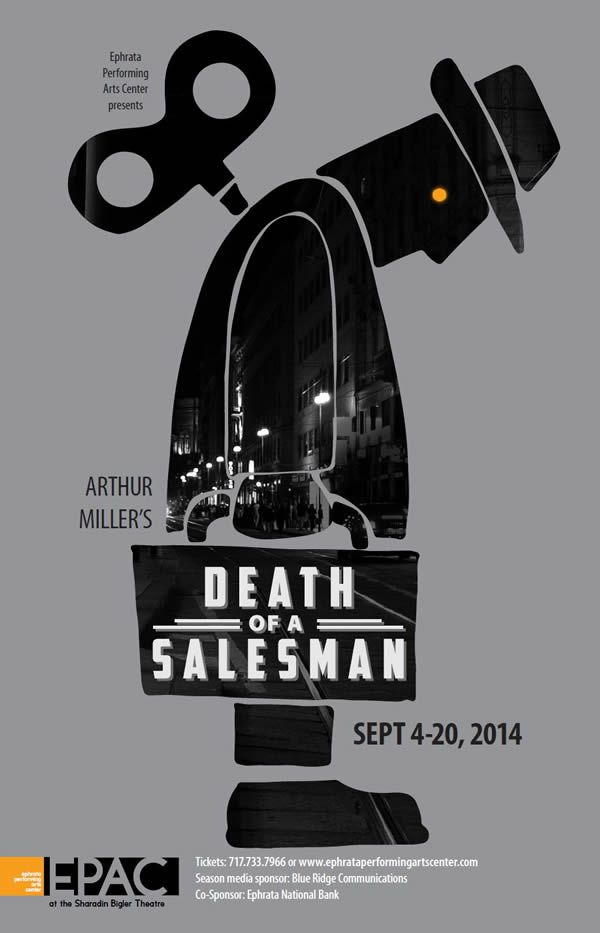 Death Of A Salesman Quotes Stunning 9 Best Poster 'death Of A Salesman' Images On Pinterest  Death . Design Ideas