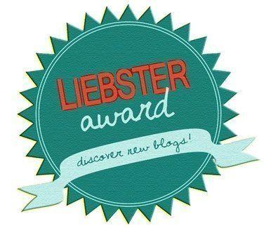 Liebster díjat kaptam :)