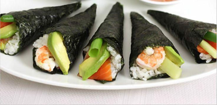 Sushi voor beginners