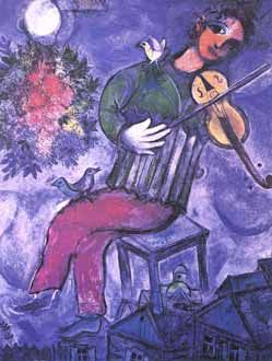 Marc Chagall - a really big favourite of mine