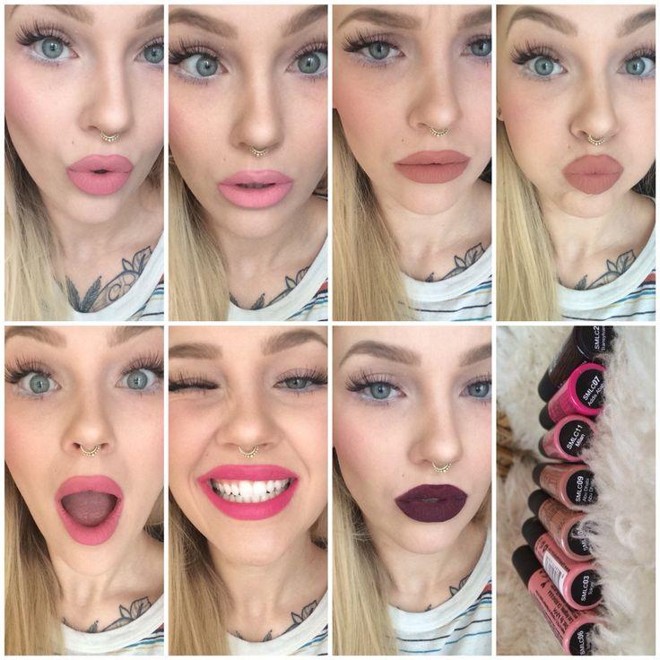 nyx soft matte lip creams in istanbul, toyko, london, abu dhabi, milan, addis ababa, & transylvania.