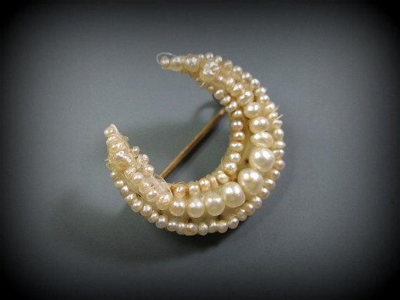 Vintage Jewelry Pearls