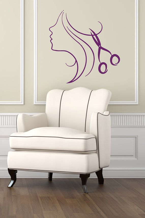 70 best Hair Style Wall Decal images on Pinterest   Hair style ...