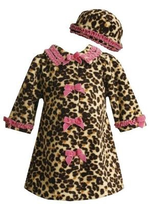 I really love little coats and hats :)