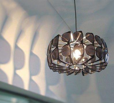 lamp met zonnebrillen