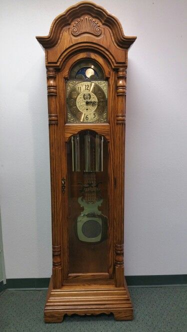 17 Best Grandfather Clocks Images On Pinterest