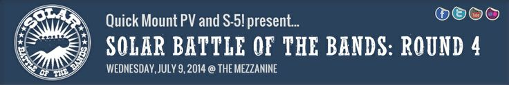 Local battle of the bands contest- good templates for application form etc