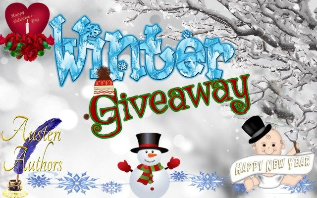 Announcing Austen Authors' Winter Giveaway