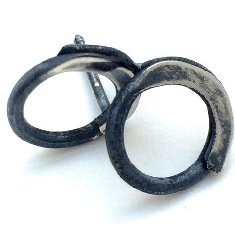 SLATE Circle - SIGRIT Jewelry - 1