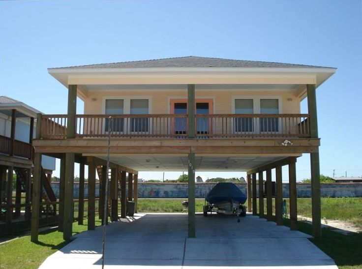 35 Best Images About Houses On Stilts On Pinterest