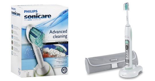 Sonicare FlexCare HX6911/02 Toothbrush by Philips