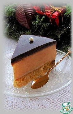 """Торт """"Карамельный"""" - кулинарный рецепт"""