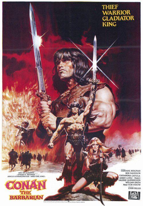 Conan the Barbarian 1982