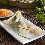 Rouleaux de printemps, sauce à l'arachide - Asie - Vietnam