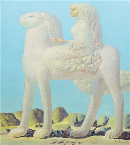Time Traveling - 1977 - Sabin Balasa (1932–2008)