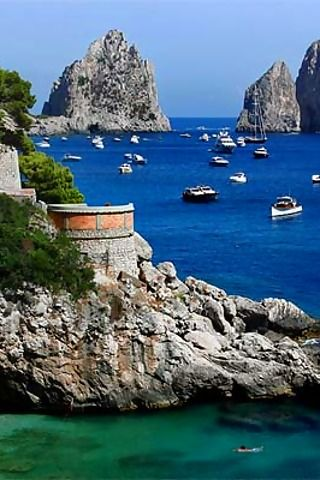 Capri, Italy I love this place!