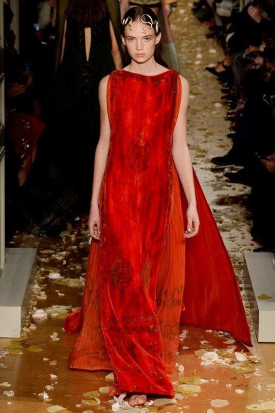 Valentino haute couture spring 2016 - Vogue Australia