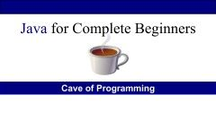 Java for Beginners! FREE!